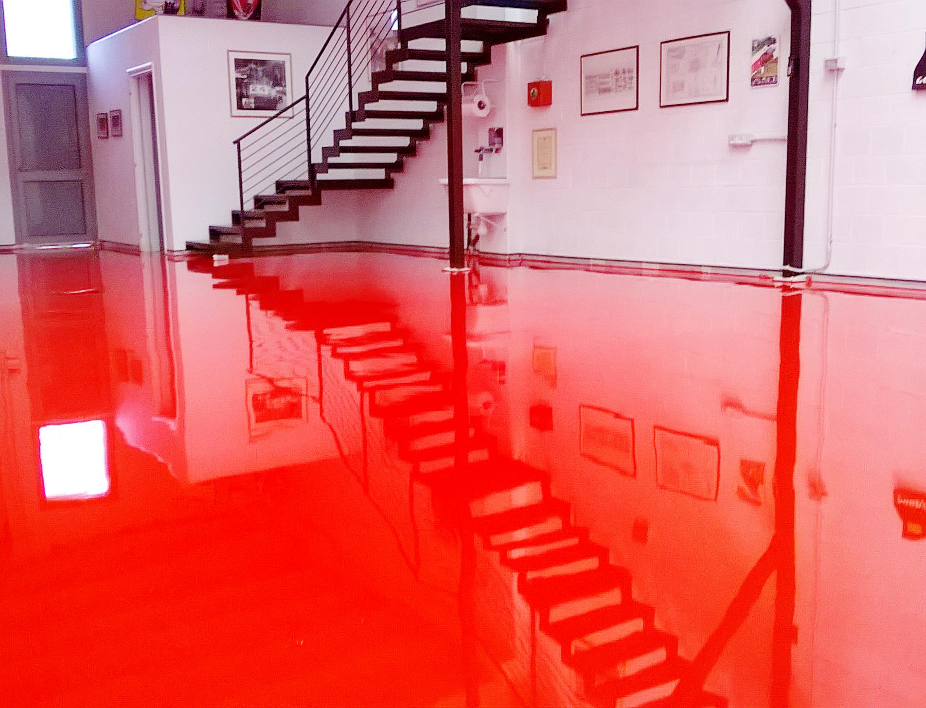 Hd Design Resine.Rubber Floorings Te G Eco Italia